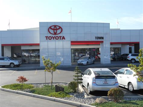 Towne Toyota by Town Toyota Car Dealers 500 3rd St Se East Wenatchee