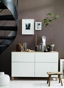 Ikea Sideboard Holz : ikea besta regal aufbewahrungssystem sideboard kommode holz weiss modern wandfarbe braun ~ Eleganceandgraceweddings.com Haus und Dekorationen