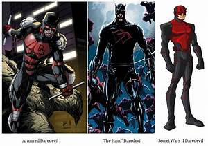 marvel - In the comics, who made Daredevil's costume