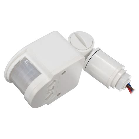light sensor switch outdoor led security infrared pir motion sensor detector