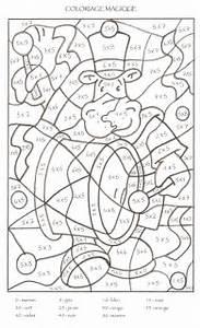 126 Dessins De Coloriage Magique Cp Imprimer
