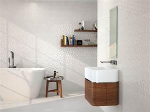 carrelage mur salle de bain 3d With carreler mur salle de bain