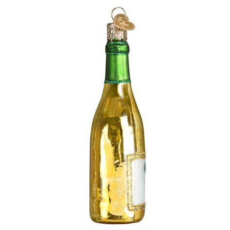 white wine bottle 32303 old world christmas ornament