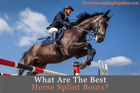 horse splint boots horsegroomingsupplies