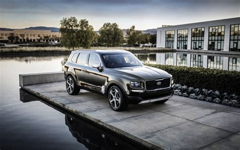 Kia Car Wallpaper Hd by 2016 Kia Telluride Concept Wallpaper Hd Car Wallpapers