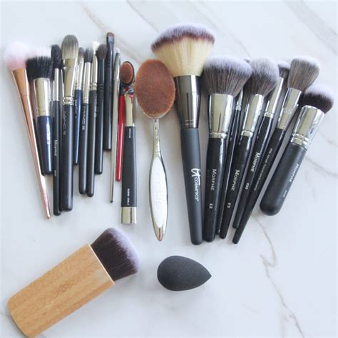Makeup Brushes 101 Ditch The Heels