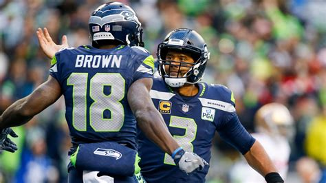 seahawks  middle  nfc playoff picture  win  ers