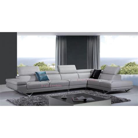 grand canapé d angle en u grand canape d angle cuir maison design wiblia com