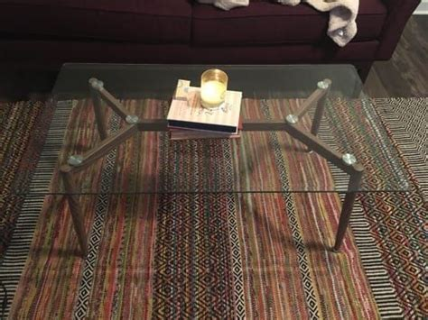 Glass Top Stuart Coffee Table | World Market | 1000 in ...