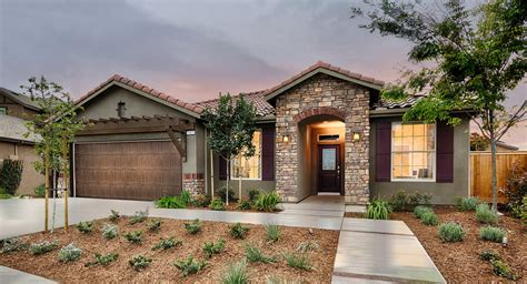 home design bakersfield mountain gate california series home community