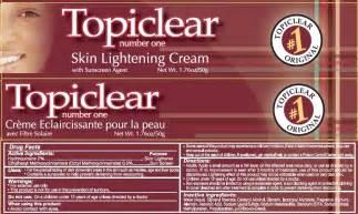 Hydroquinone Skin Lightening Cream