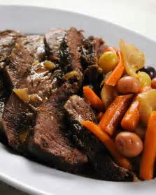 Martha Stewart Pot Roast