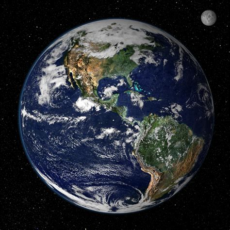 earth from space image of the day