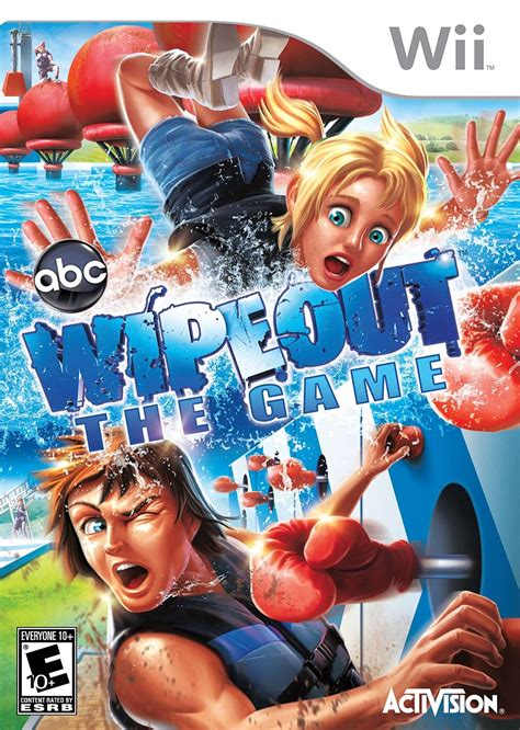 wii wipeout game games nintendo wipe ds abc ign fun tv amazon playstation file xbox sonic knuckles activision release board