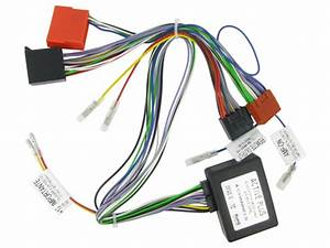 Amplified Radio Stereo Wiring Harness Adaptor Iso Loom For Porsche 911  Boxster