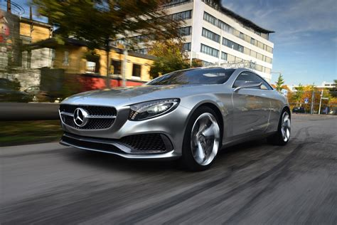 Mercedes S Class Picture by Mercedes S Class Coupe Concept 2014 Pictures Auto Express