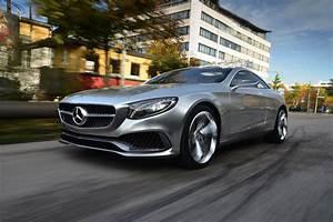 Mercedes S Coupe : mercedes s class coupe concept 2014 pictures auto express ~ Melissatoandfro.com Idées de Décoration