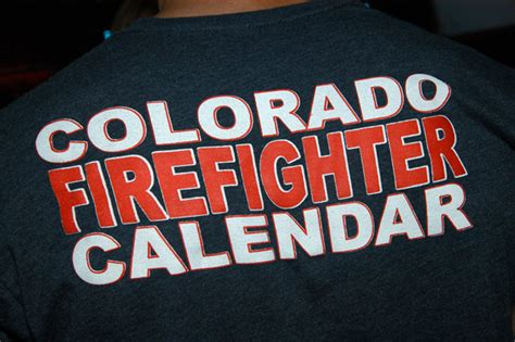 colorado firefighter calendar celebrity judging event