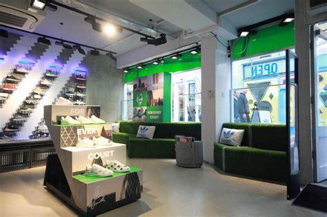 studio XAG transforms adidas' london flagship for stan
