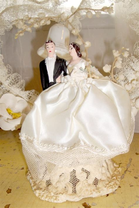 61 best images about wedding cake toppers vintage style on