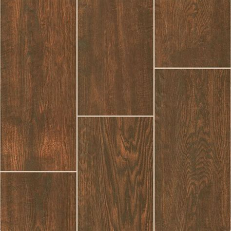 wood grain porcelain tile stonepeak timber chestnut 8 quot x 48 quot wood grain