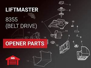 Liftmaster Repair Parts By Model Number