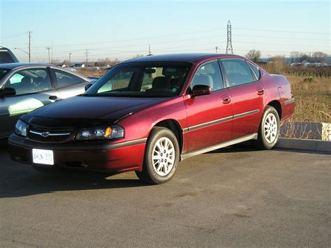 2001 Impala Images  Reverse Search