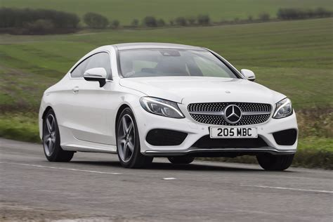 Mercedes C Klasse Coupe by Mercedes C Class Coupe Review Pictures Auto Express