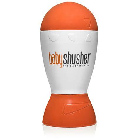 baby shusher  sleep miracle baby shusher