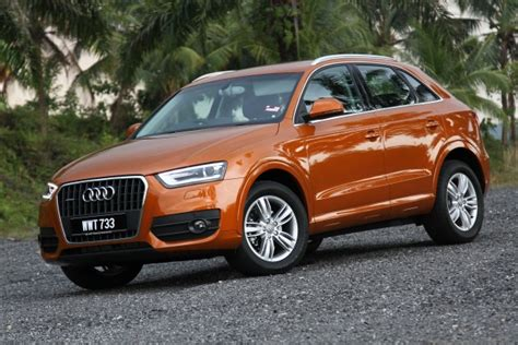Audi Q3 2.0 Tfsi 170hp Test Drive Review