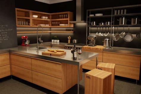 cuisine moderne en bois du quebec marie france leger