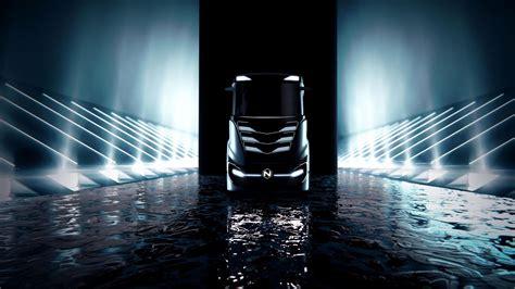 nikola unveils tre  hydrogen truck    europe