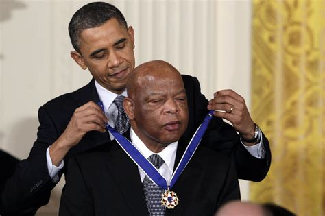 civil rights leader john lewis dies  age