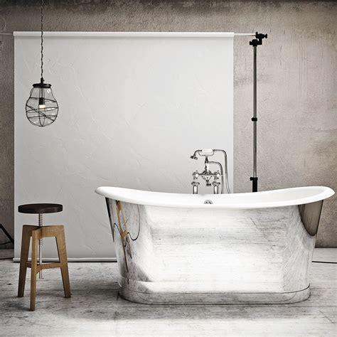 accessoire decoration salle de bain accessoires d 233 co touche m 233 tallique pour la salle de bain