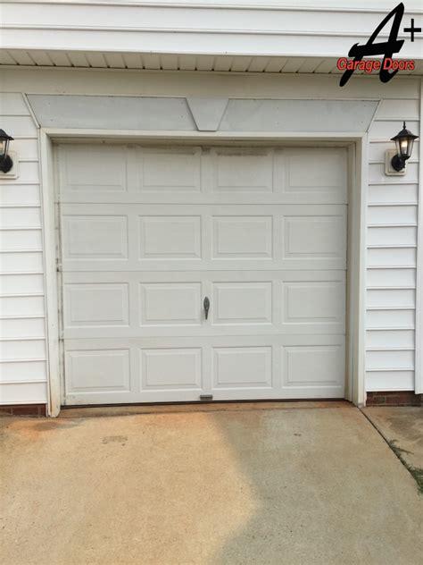 replacement garage door residential garage door installation replacement step by