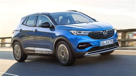 Opel Monza X 2020 by Next Generation Opel Mokka X Rendered Alongside