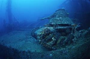 Submerged Tank Photograph by Alexis Rosenfeld