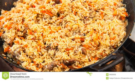 libanais cuisine pilaf plov afghan uzbek tajik national cuisine