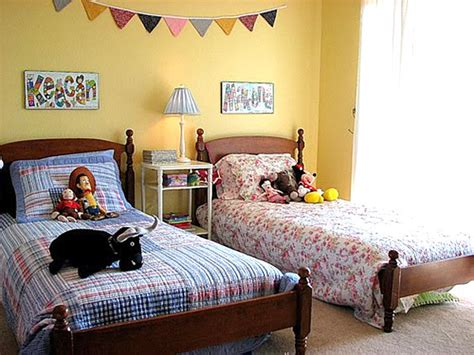 Decorating Ideas For Bedroom Shared By Boy And by Boys And Bedrooms Home Decorating Ideas