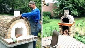 Four Pizza Exterieur : four a pain bois exterieur charmant pizza 10 creation d un ~ Melissatoandfro.com Idées de Décoration