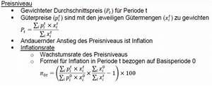 Inflationsrate Berechnen Vwl : vwl 40501 ke 2 karteikarten online lernen cobocards ~ Themetempest.com Abrechnung