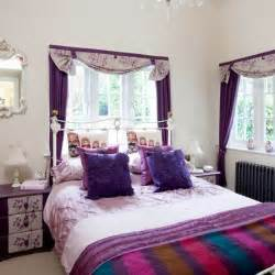 Young Adult Bedroom Ideas Purple