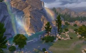 Les Sims 4 Destination Nature Le Lieu Secret De Granite