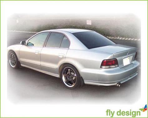 Mitsubishi Spoiler by Mitsubishi Galant 1997 2004 Heckspoiler Spoiler