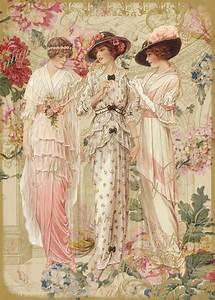 Vintage Ladies on Pinterest