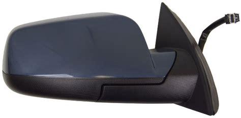 2010-2013 Gmc Terrain Chevy Equinox Rh Side Mirror Sonic Blue Metallic 22818289