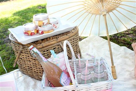 karas party ideas shabby chic picnic party planning ideas