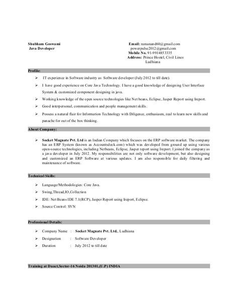 Java Developer Resume(1. Resume Format For Engg. Sample English Teacher Resume. Computer Software Experience Resume. Er Resume. Resume Creator For Mac. How Do I Write A Cover Letter For A Resume. Promotion Resume Sample. Resume Sample For Accounts Payable