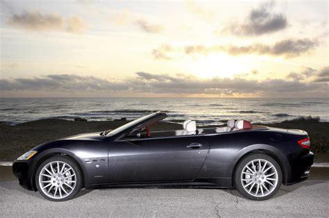 Maserati Grancabrio Specification