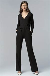 Combinaison Pantalon Femme Habillée : combinaison pantalon un v tement chic dont vous ne ~ Carolinahurricanesstore.com Idées de Décoration